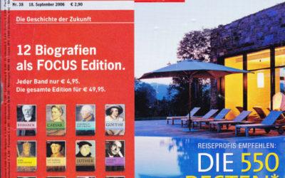 Focus Magazine Article