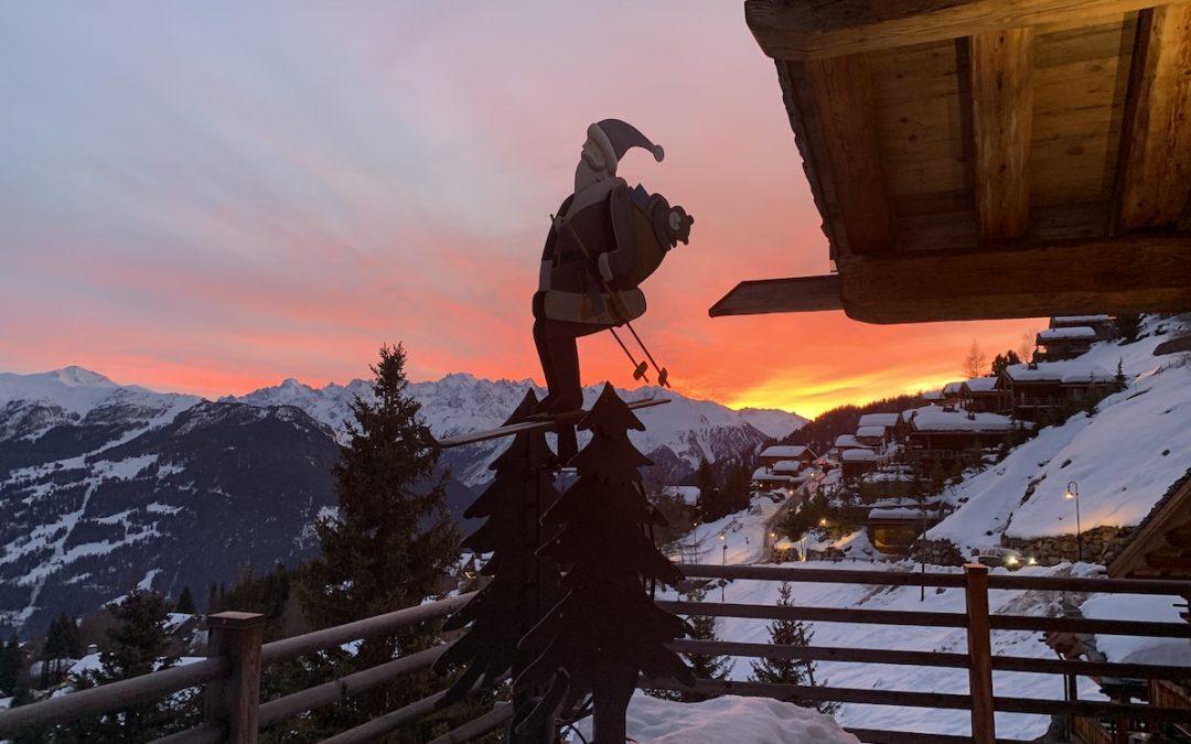 Chalet Verbier – Switzerland