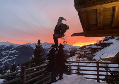 Chalet Verbier – Switzerland